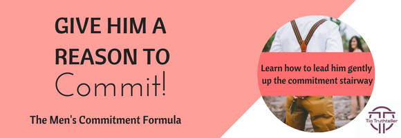 opt in box for the men's commitment formula
