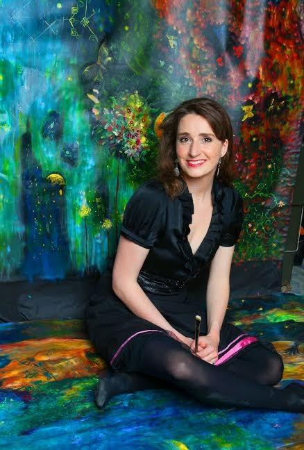 Josefien Stoppelenburg - soprano and fine artist