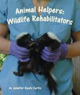 Learn all about wildlife rehabilitation; a great book for children!