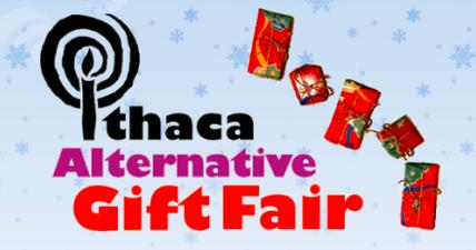Ithaca Alternative Gift Fair!