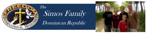 Simos Family, Dominican Republic