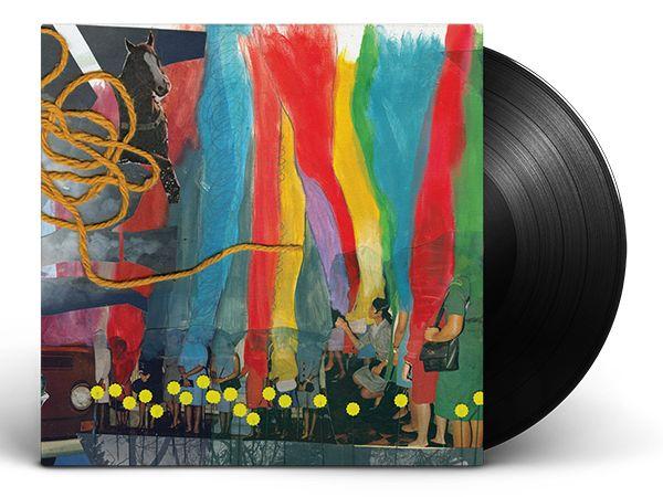 Paranoid Cocoon LP