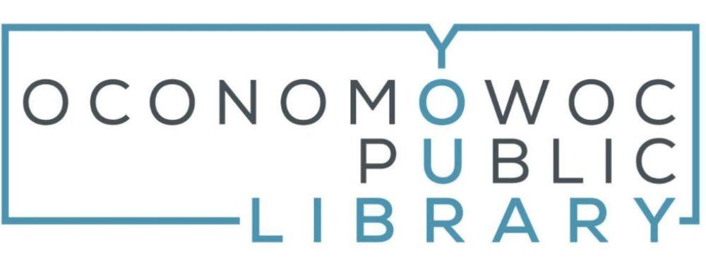 oconomowoc public library logo