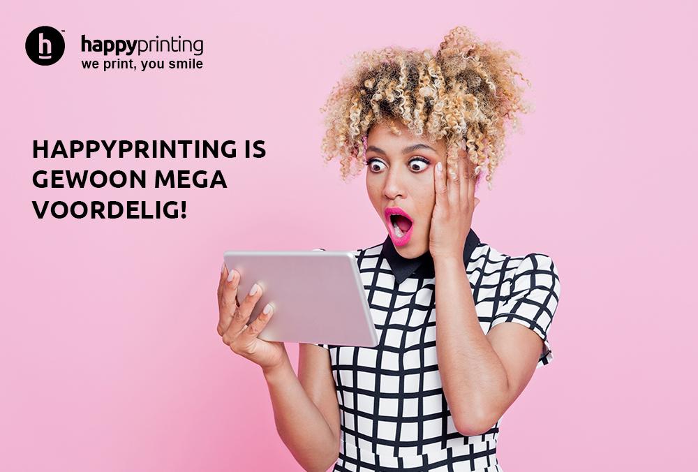 We print, you smile