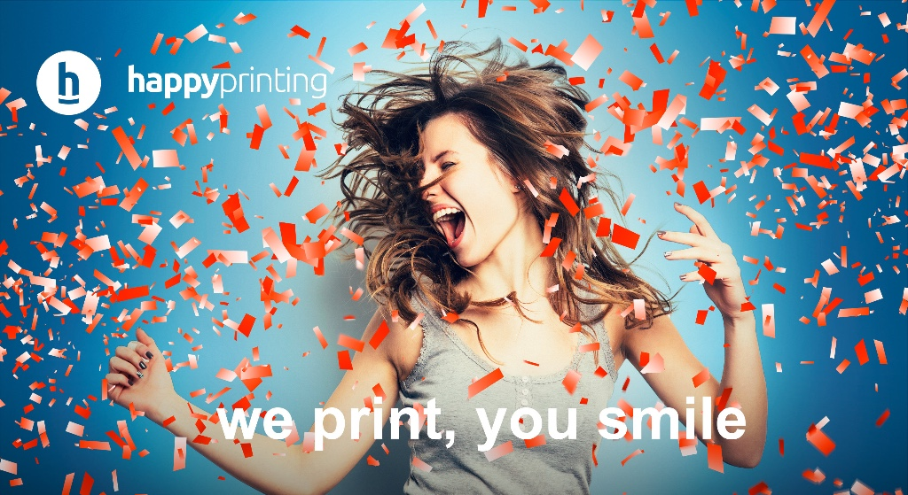 We print, you smile