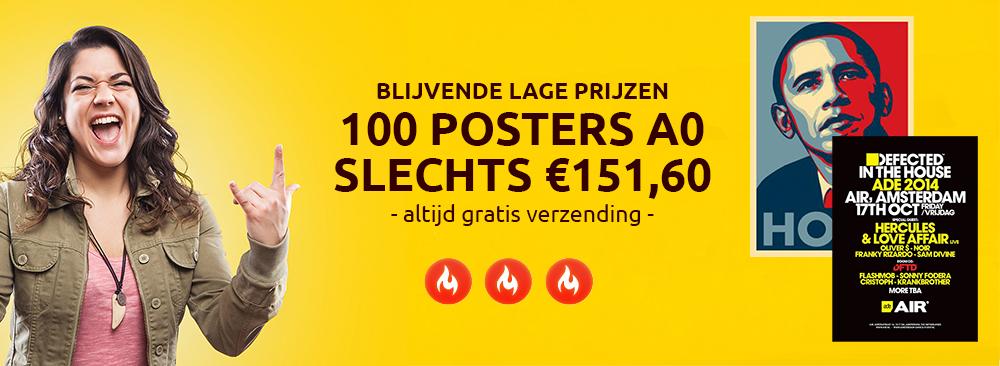 Ga naar posters