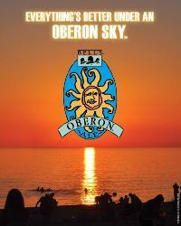 2012 Oberon poster