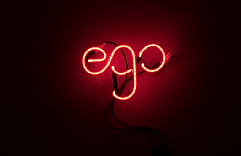 Ego - Andy Walders - photo credit www.hannahballart.uk