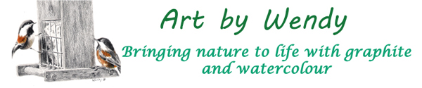 Art by Wendy - Wendy Mould Logo
