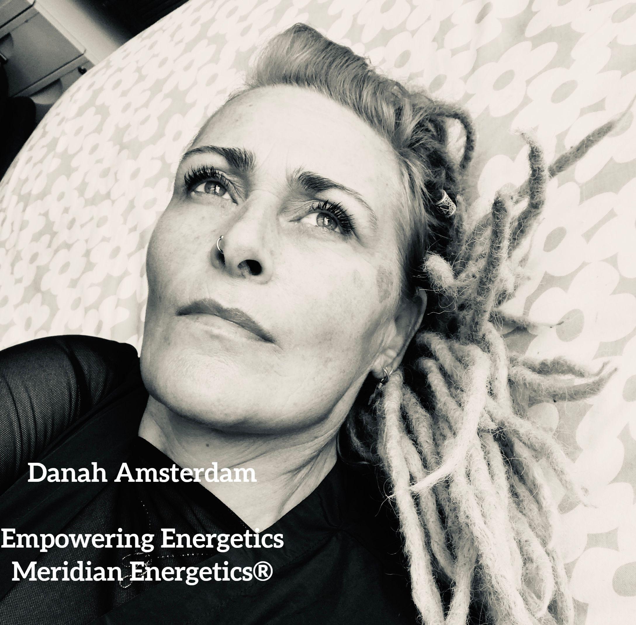 Danah Amsterdam  Empowering Energetics Meridian Energetics®