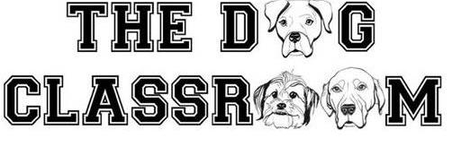the dog classroom logo