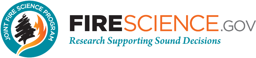 Firescience.gov logo