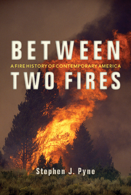 Cover - Between Two Fires