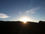 Sunrise Meditation and Ceremony on 12/12/12