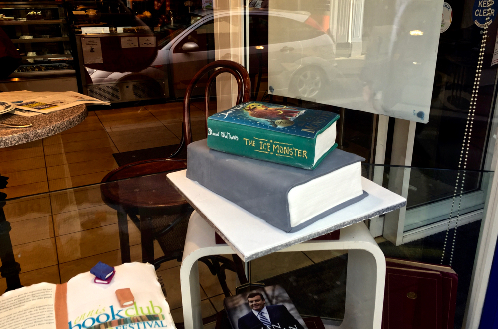The Clare Champion Window Display Update