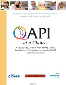 QAPI at a Glance