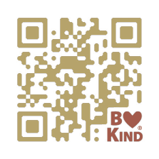 Kind Dining Twitter Q Code