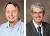 Drs. Paul Langlais and Larry Mandarino