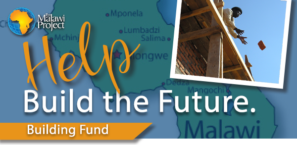 Newsletter: Together we can help the people of Malawi create a better future.
