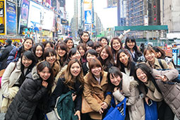 Tomodachi MetLife Women's Leadership Program
