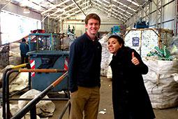 Penn Engineer Promotes Sustainability