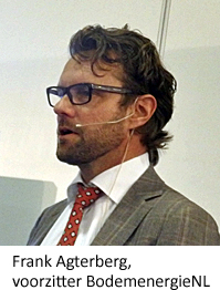Frank Agterberg, voorzitter BodemenergieNL