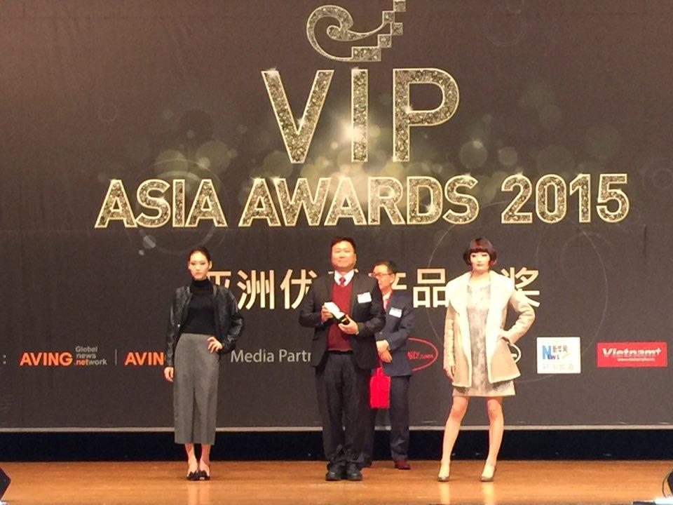 VIP ASIA Award 2015