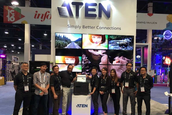 ATEN at InfoComm16