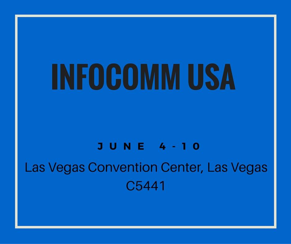 InfoComm USA
