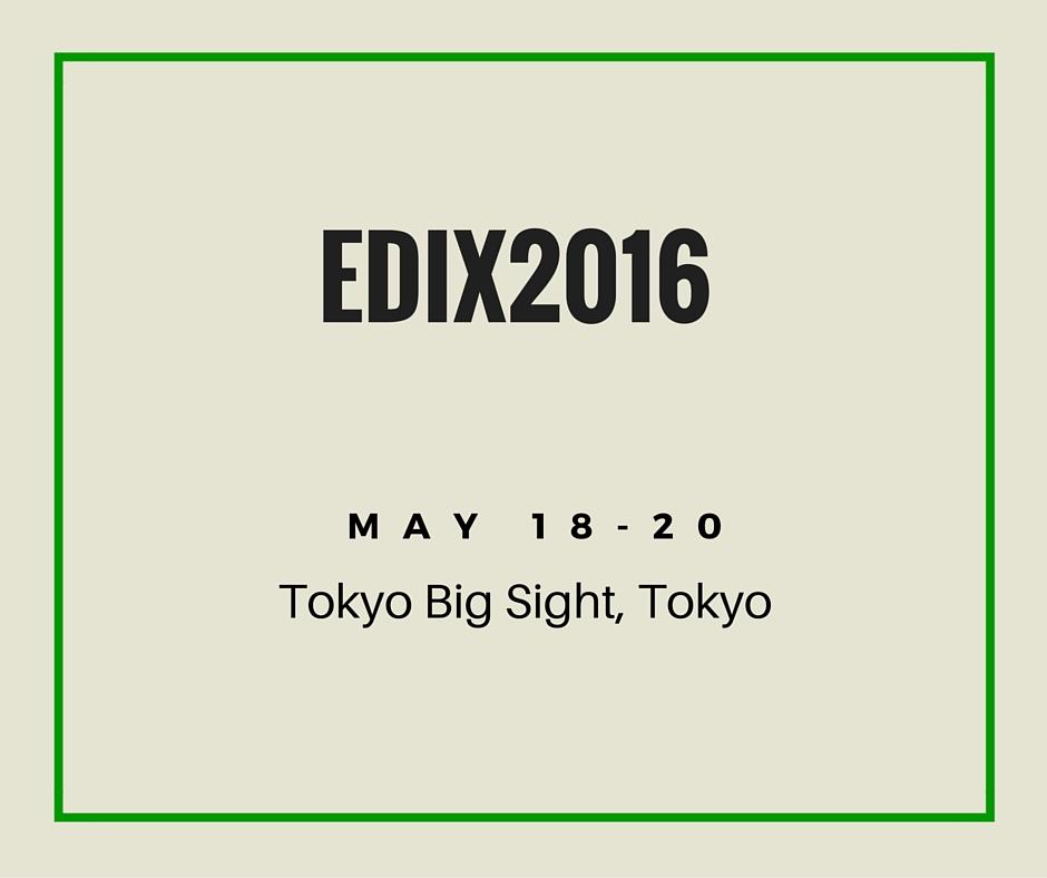 EDIX2016