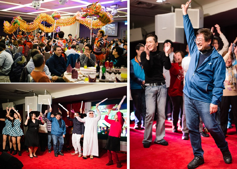 ATEN's Year-End Party Celebrations!
