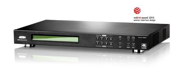 4K HDMI Matrix Switch