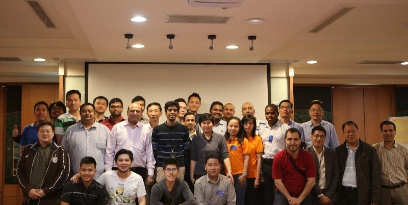 Pan Asia Distributor Meeting