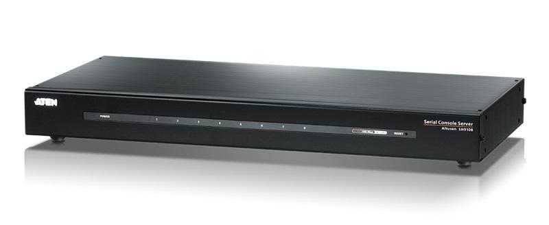 8-Port Serial Console Server, SN9108