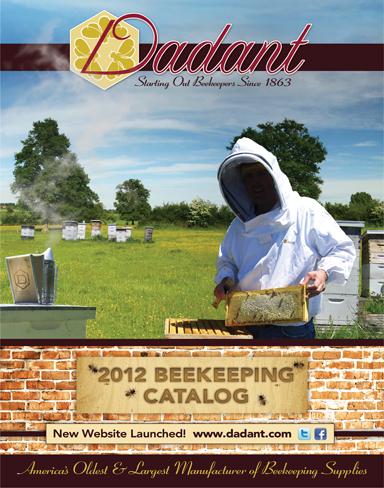 Dadant 2011 Beekeeping Catalog Cover