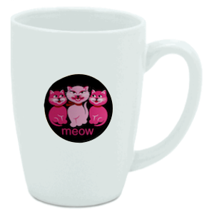 Cats Meow Jane Jenni Mug