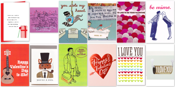 Shop for Valentine's Day Cards