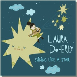Shining Like a Star CD by Laura Doherty