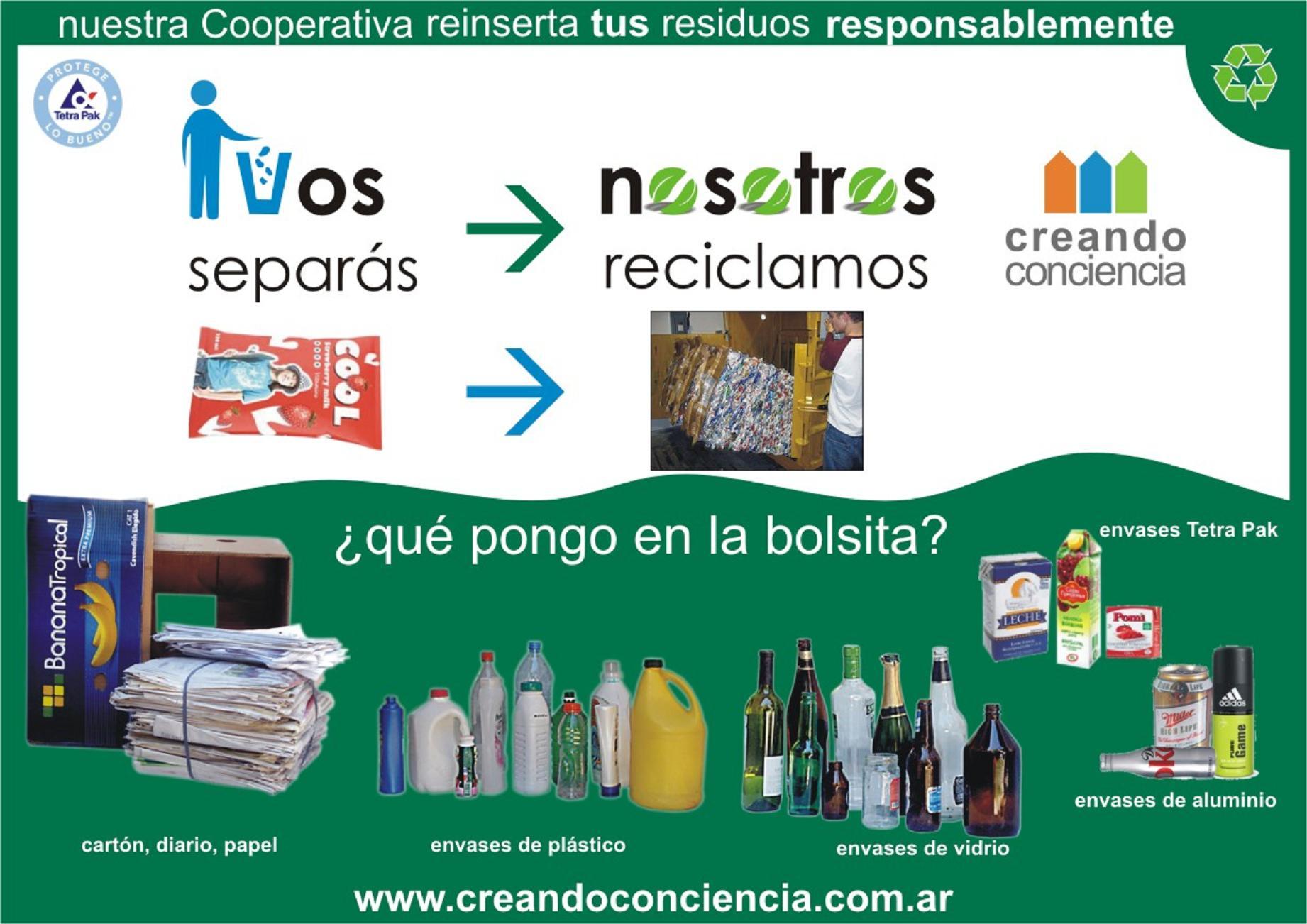 Cooperativa Creando Conciencia
