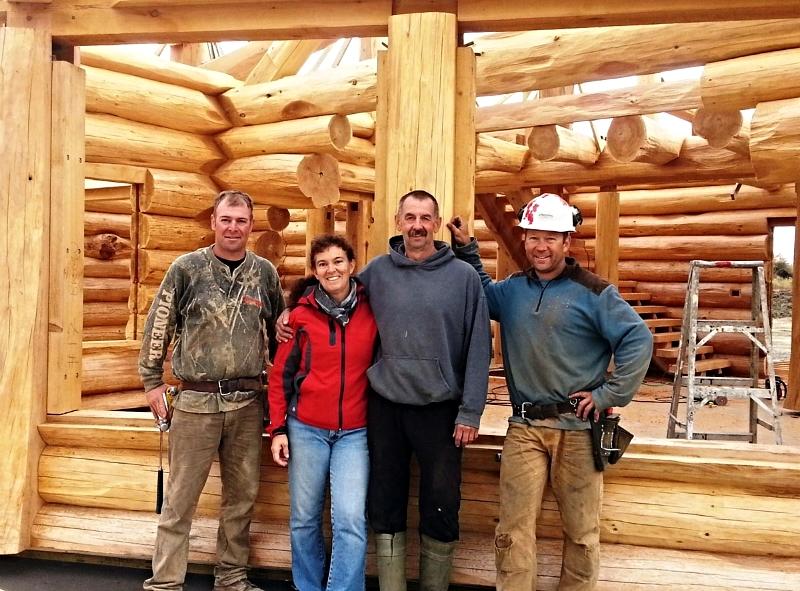 Newfoundland Build 2014