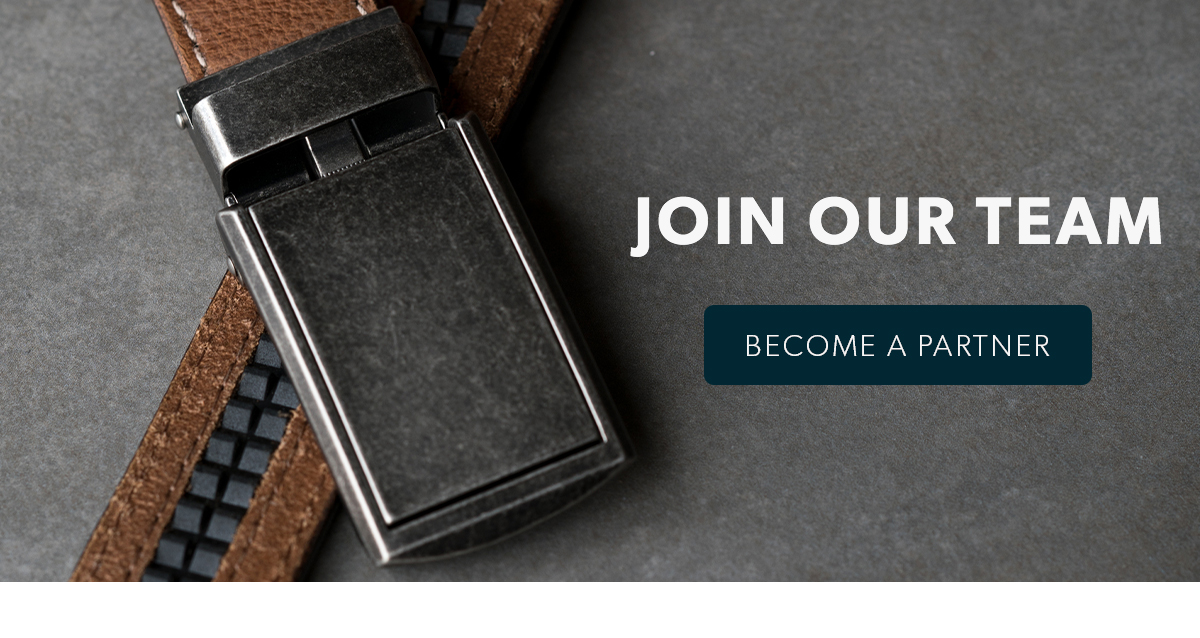 JOIN OUR TEAM! Become A Partner.