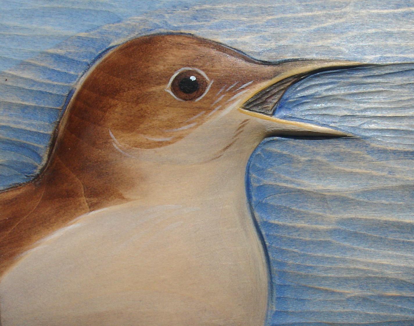Nightingale Singing KATHRYN O'KELL
