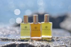 SAHAJA Perfume Bottles