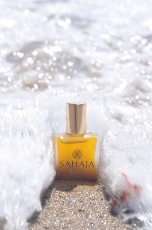 SAHAJA Essential Oils Perfume