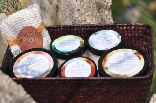 SAHAJA Gift Basket