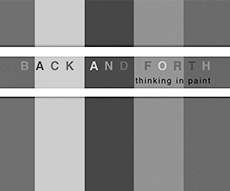 "FSU Department of Art & The Ringling Present: ""BACK AND FORTH: thinking in paint"""
