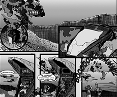 Graphic Novel & Comic