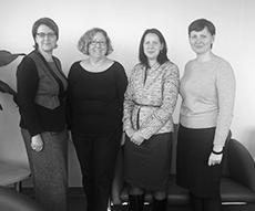 Fullbright at Riga Stradins University, Latvia