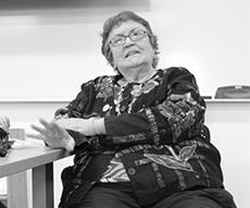 Dr. Frances Anderson