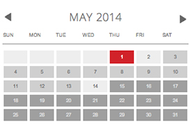 May 2014 Events